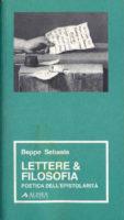 Lettere & Filosofia: poetica dell'epistolarità