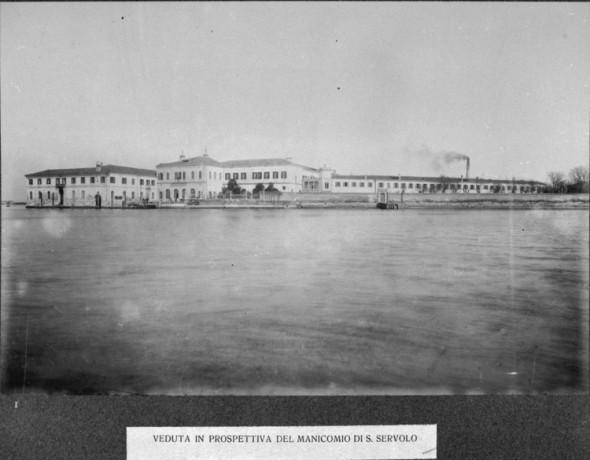 Venezia, isola di San Servolo, un reportage gonzo (settembre 2014) (avevo scritto 1914)