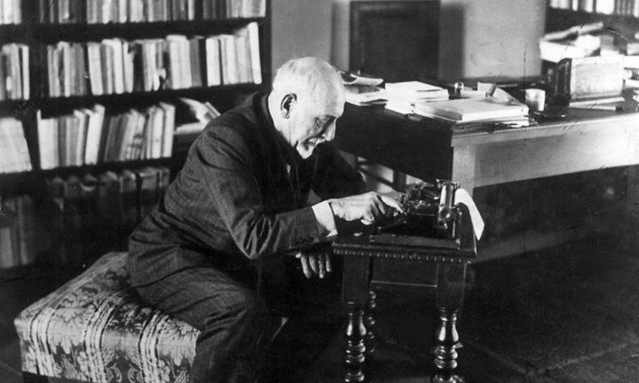 Uno scrittore (fantasma) tra i fantasmi di Pirandello