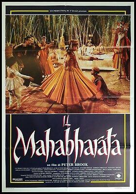 IL-MAHABHARATA-Manifesto-2F-Poster-Originale-Cinema-PETER