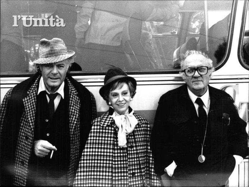 Un ricordo: Fellini vs Berlusconi (e contro i Salvini di oggi)