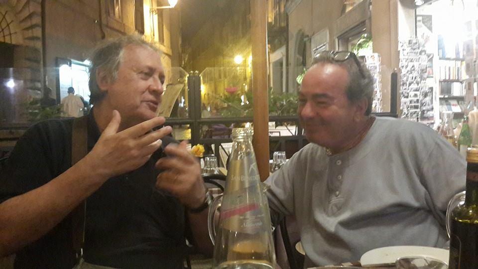 """Carlo Bordini, """"costruttore di vulcani"""""""